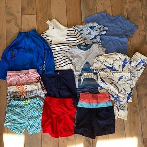 Excellent lot boys clothes lk NEW JCrew Janie Jack